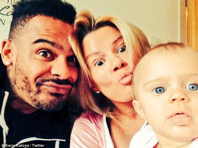 Kerry Katona opens up about VOLATILE marriage to George Kay