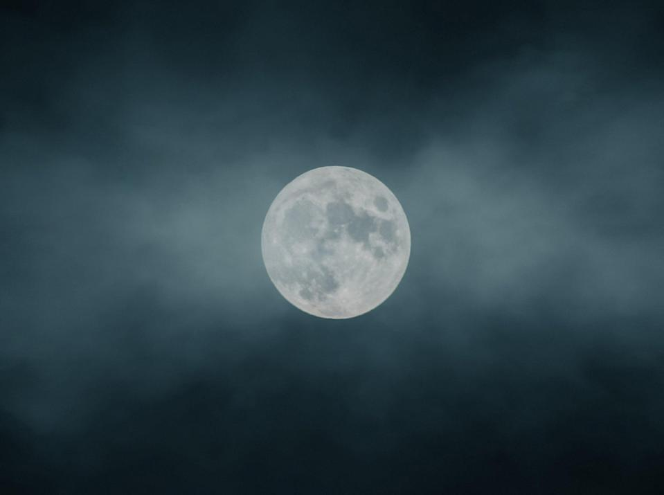 """<p>The first full moon of 2021 will be visible on Jan. 28. It's called a <a href=""""http://www.almanac.com/full-moon-names"""" class=""""link rapid-noclick-resp"""" rel=""""nofollow noopener"""" target=""""_blank"""" data-ylk=""""slk:wolf moon"""">wolf moon</a>, which originates from Native American groups' beliefs that wolves howled the most during this time of year.</p>"""