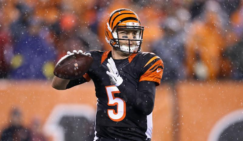 NFL Rumors: Bengals want to trade back-up QB