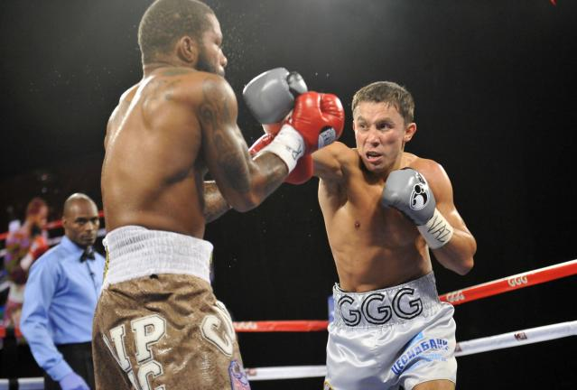 Coach says humility is Gennady Golovkin's success secret