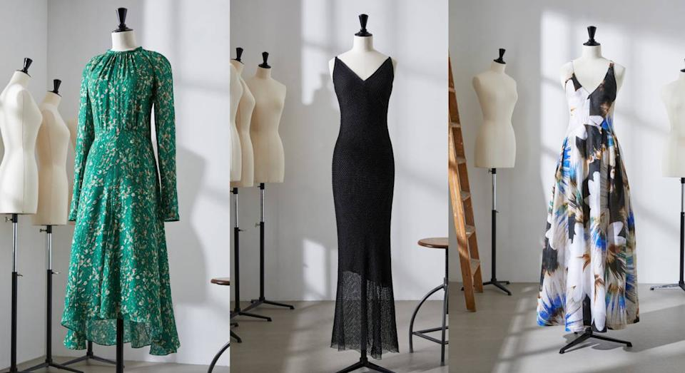 H&M will offer rental services of clothing - including occasional wear and wedding dresses. [Photo: H&M]