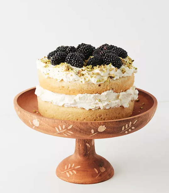 Rosemary Cake Stand. Image via Anthropologie.