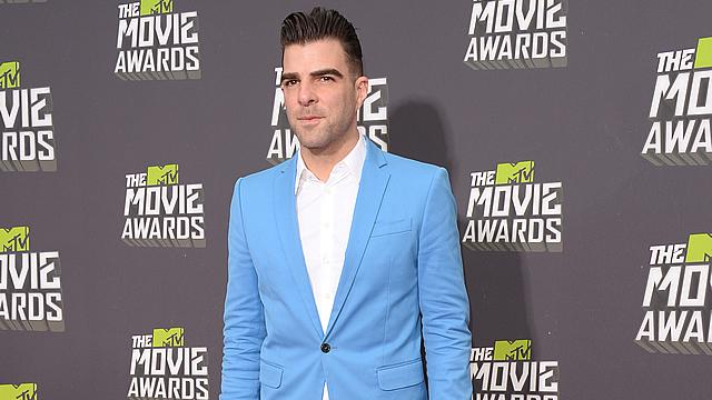 5 Things You Don't Know About Zachary Quinto