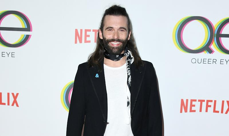 jonathan from 39 queer eye 39 opens up about psoriasis. Black Bedroom Furniture Sets. Home Design Ideas