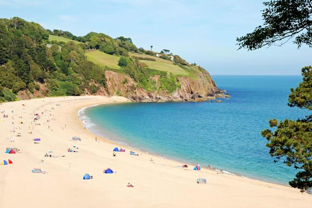 Best beaches in Devon: blue flag beaches