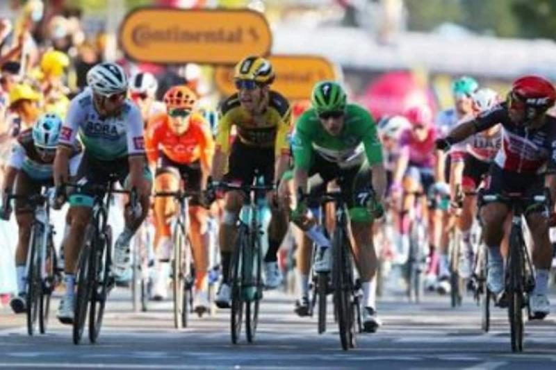 Day Counter To Be Reset For Second Round Of Tour de France Coronavirus Tests