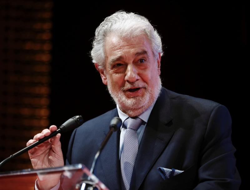 Plácido Domingo está estable en hospital de Acapulco por COVID-19