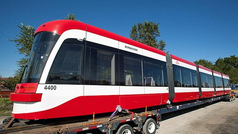 Thunder Bay Bombardier workers 'doing everything' they can to meet TTC streetcar quota: union president