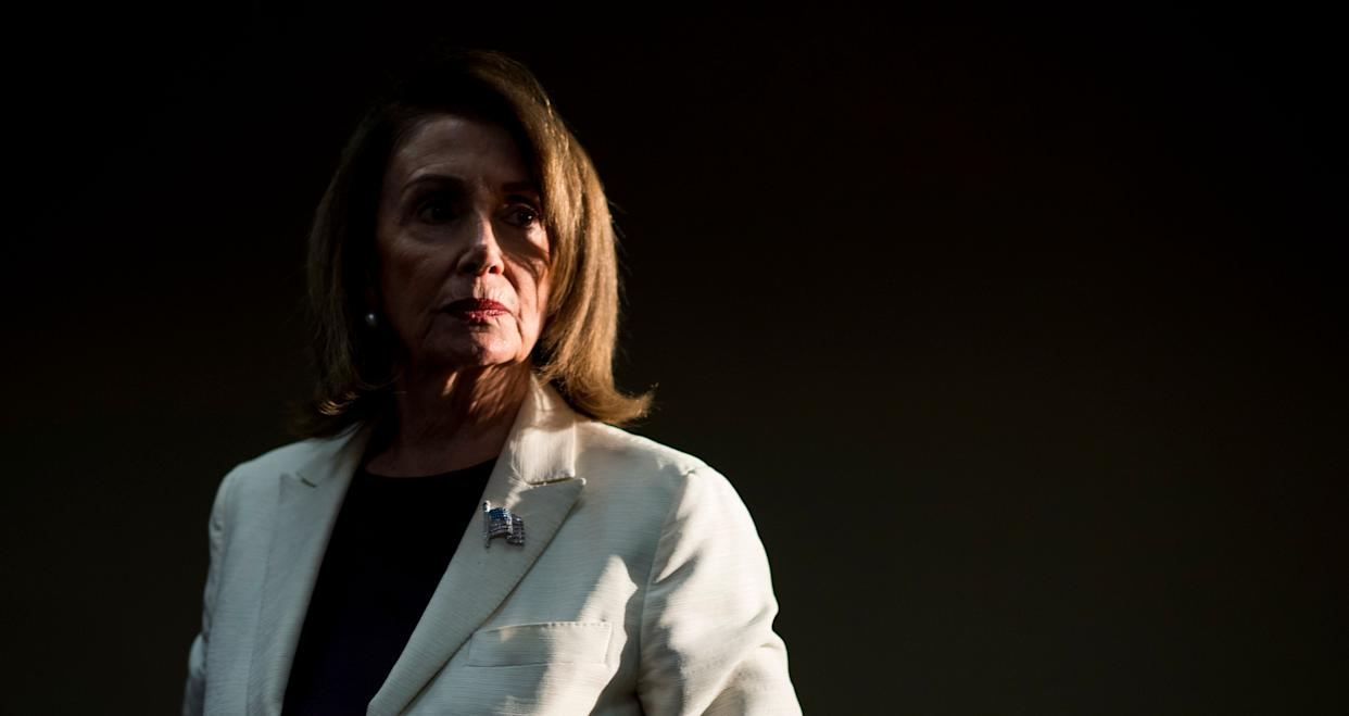 House Speaker Nancy Pelosi (D-Calif.) has kept progressives in her caucus in line thus far. Could a fight over lowering prescription drug prices change that? (Photo: Bill Clark/Getty Images)