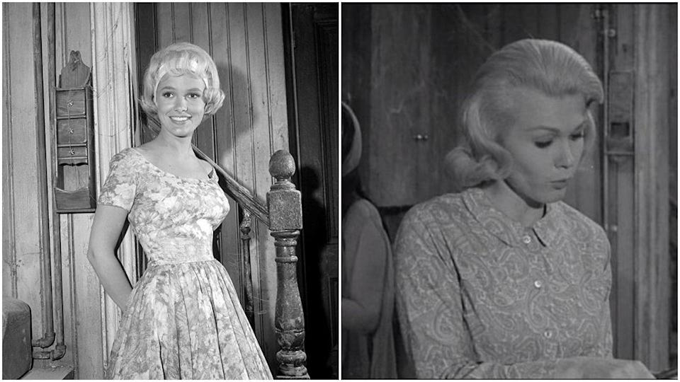 <p>Marilyn Munster was originally played by Beverley Owen, who was replaced by Pat Priest when Beverley moved to New York to be closer to her partner, <em>Sesame Street</em> writer Jon Stone. Apparently, she was let go by the studio when she bounced, which, awk.</p>