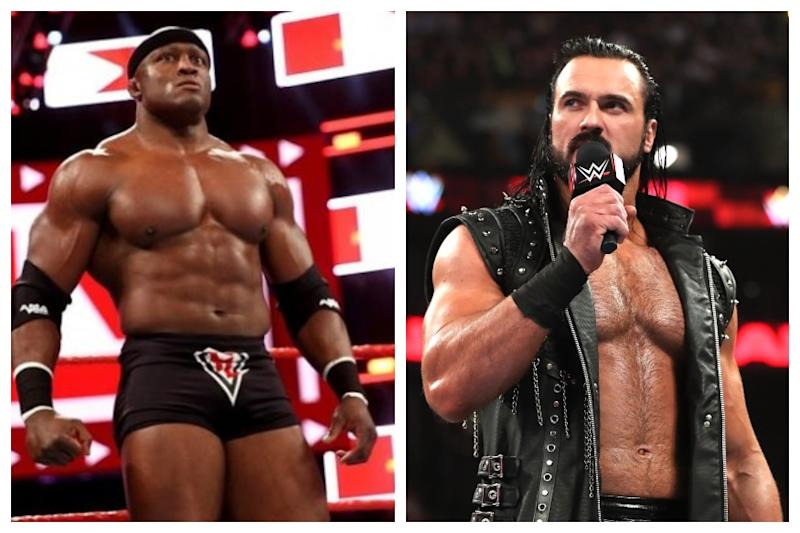 WWE Backlash: Expect 'Really Really Really' Strong Style When the Gloves Come off Against Drew McIntyre: Bobby Lashley