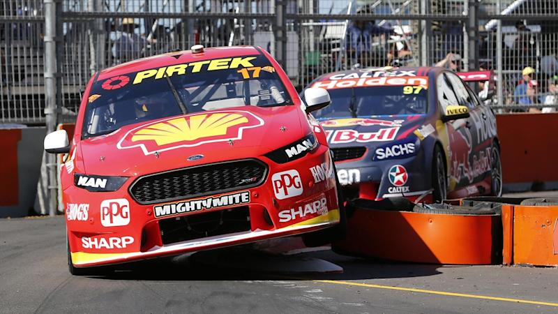 V8 SUPERCARS CHAMPIONSHIP NEWCASTLE 500