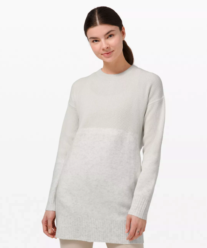 Restful Intention Sweater. Image via Nordstrom.
