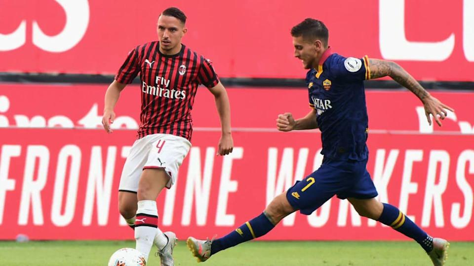 AC Milan v AS Roma - Serie A | Pier Marco Tacca/Getty Images