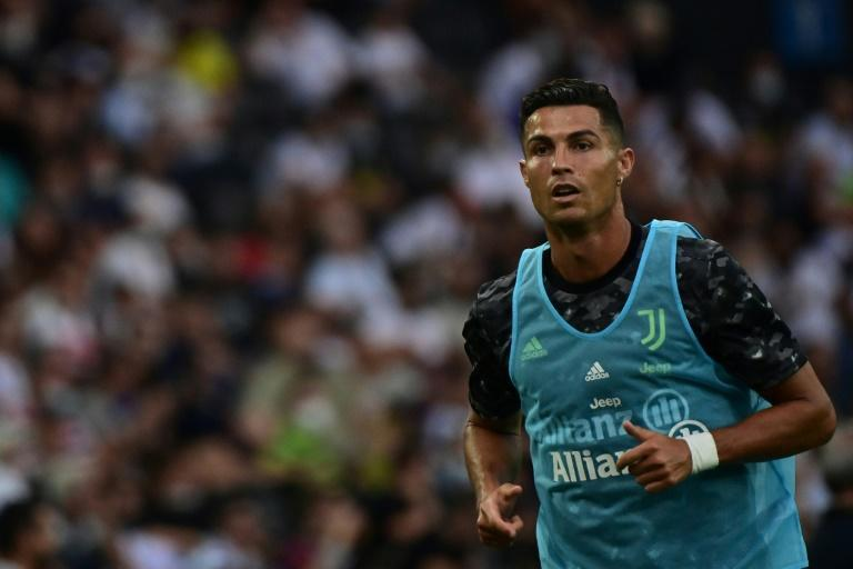 Cristiano Ronaldo is reportedly on the verge of a move to Premier League champions Manchester City (AFP/MIGUEL MEDINA)