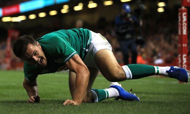 Jacob Stockade missed most of the Six Nations because of a knee injury he sustained at the start of this year (Adam Davy/PA)