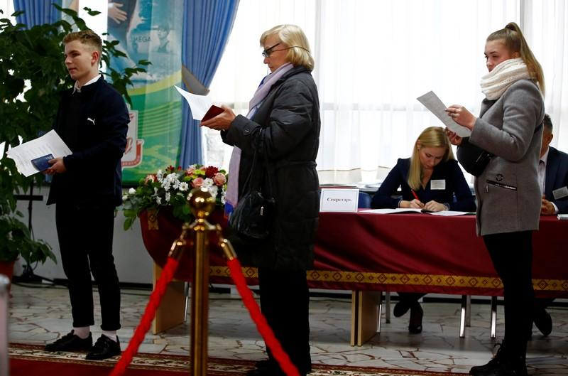 Belarus Parliamentary Election