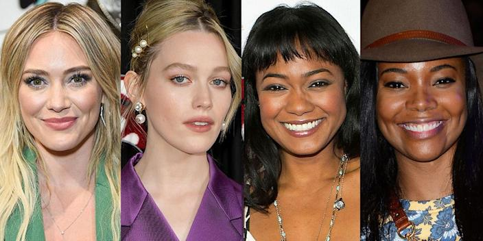 """<p>Everyone has a celebrity lookalike (<a href=""""https://www.elle.com/culture/celebrities/interviews/a27662/francesca-brown-katy-perry-interview/"""" rel=""""nofollow noopener"""" target=""""_blank"""" data-ylk=""""slk:some crazier than others"""" class=""""link rapid-noclick-resp"""">some crazier than others</a>), but when we spot a <em>celebrity </em>who has a famous doppelgänger, it's particularly satisfying. Here are 44 famous ladies and gents who look like they could actually share DNA with another public figure.</p>"""