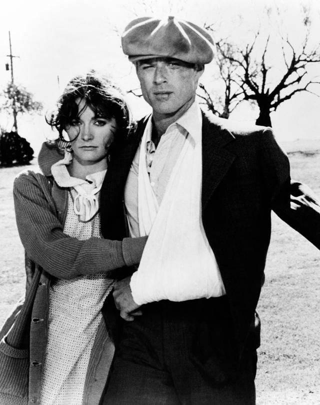 <p>Before Kidder became Superman's lady love, she played superstar Robert Redford's love interest in this action drama. Three years before <em>Superman</em>, she was on her way to higher-profile roles. (Photo: Courtesy of Everett Collection) </p>