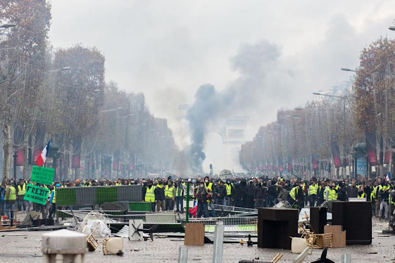 France's Yellow Vest Protests Have Been Framed as a False Choice of Climate Vs. The People