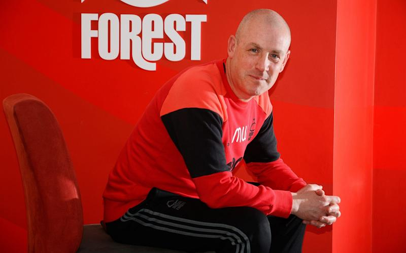 Warburton has now taken up a new task at Nottingham Forest - Photo Copyright of John Robertson