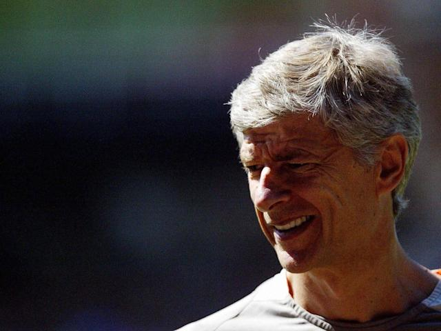 This visionary is a stubborn one. The board would clearly give Wenger whatever he asks for (Getty)