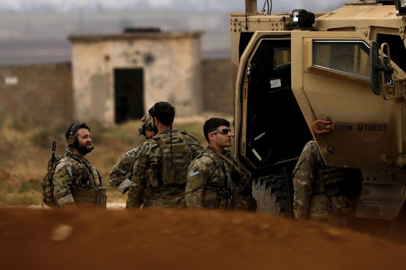 Backed Syrian Forces Have ISIS in Its 'Final Moments'