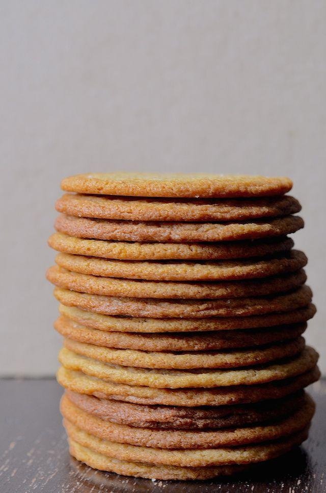 "<p>It might look simple, but don't judge a cookie's flavor by it's cover.</p><p>Get the recipe from <a href=""http://www.alwaysorderdessert.com/2014/12/thin-chewy-smoked-brown-sugar-cookies.html"" rel=""nofollow noopener"" target=""_blank"" data-ylk=""slk:Always Order Dessert"" class=""link rapid-noclick-resp"">Always Order Dessert</a>.</p>"