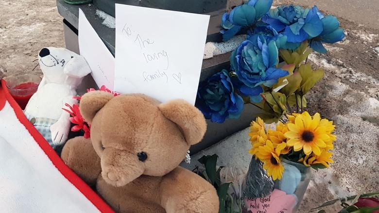 'We failed': St. Vital community members raise concerns about crosswalk after boy, 8, killed