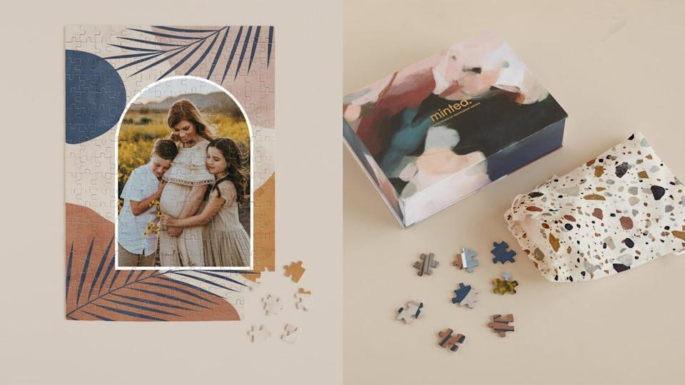 Best Mother's Day gifts: Personalized puzzle