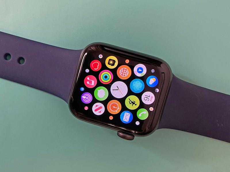 Apple Watch SE Turquoise