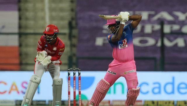 Apart from Stokes, Sanju Samson also played his part with a 25-ball knock of 48. He was also involved in a 51-run stand with Robin Uthappa for the second wicket. Sportzpics