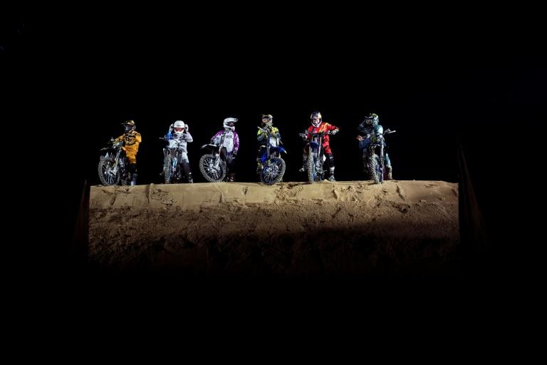 The sport of freestyle motocross -- or FMX -- enjoys a global circuit, boasting bright lights and dancing girls, and is run under the supervision of the international motorcycling federation