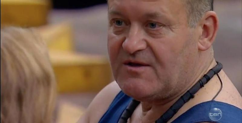 Paul Burrell discussed Princess Diana's marriage to Prince Charles on I'm A Celeb. Source: Ten