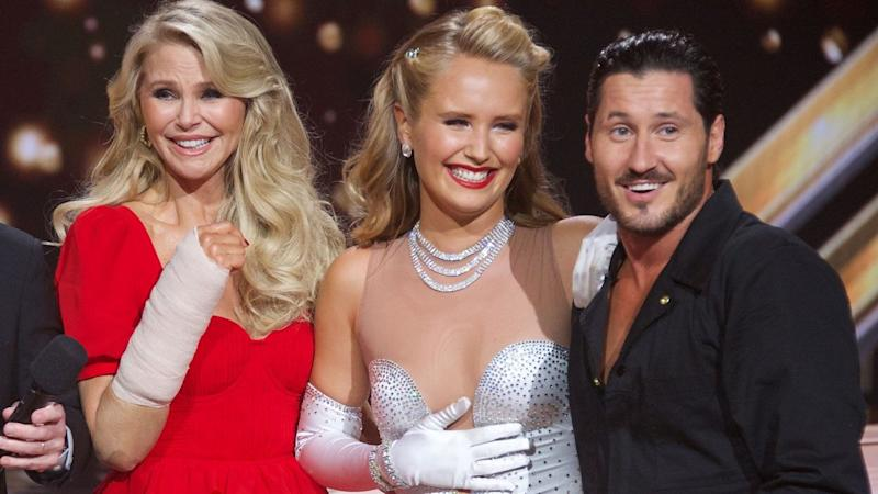 Sailor Brinkley-Cook Says Mom Christie Was 'Just as Heartbroken' Over Her 'DWTS' Elimination (Exclusive)