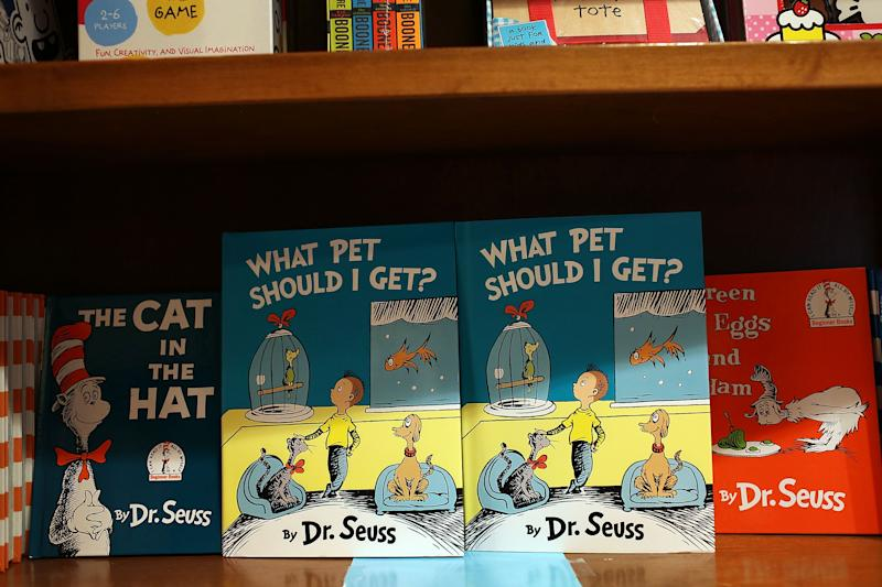 Happy Birthday Dr Seuss These Are His Most Popular Books