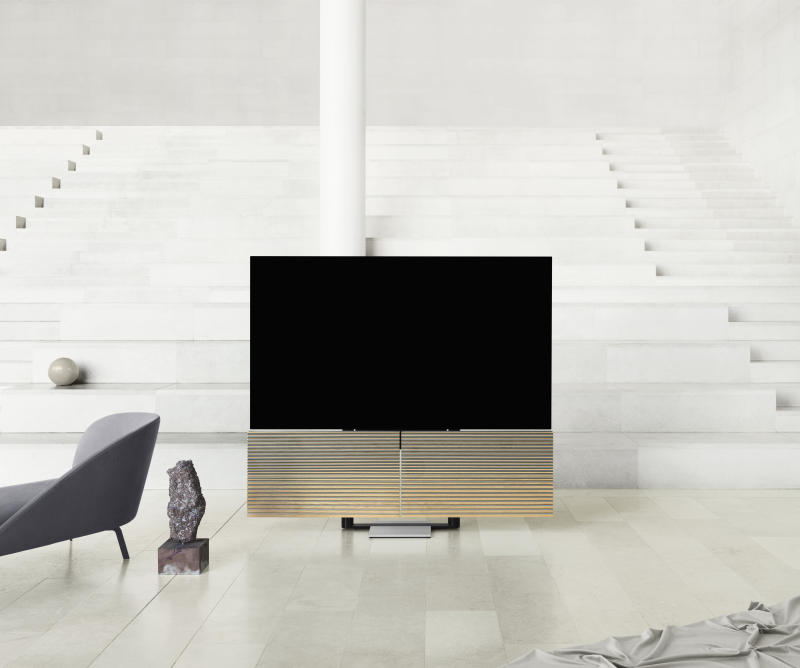 Bang & Olufsen debuts Beovision Harmony in Singapore. (PHOTO: Bang & Olufsen)