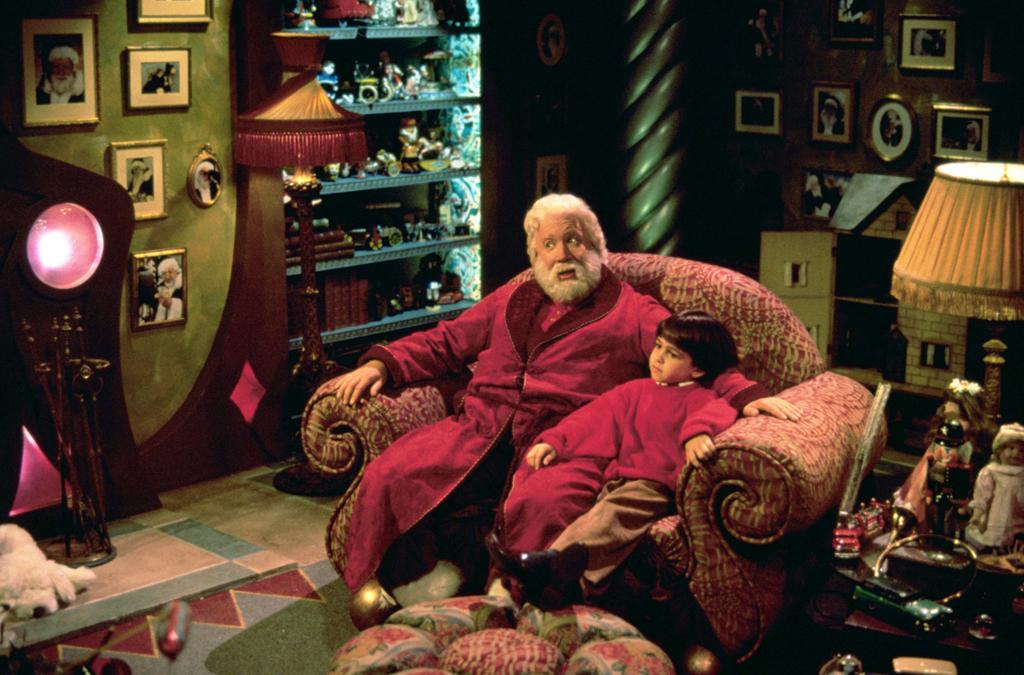 """The Santa Clause"" on ABC Family 