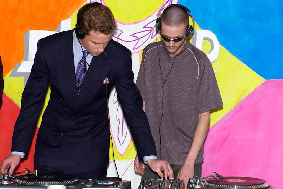 """<p>Whether your dad is a hard rock devotee or can rap all the words in <em>Hamilton</em>, he needs a hassle-free way to listen to his tunes. Prince William has tried his hand at DJing on a few occasions and while he can rock the headphones, we've found some more modern earbuds.</p> <p><strong>Back Bay Runner 60, <a href=""""https://www.backbaybrand.com/collections/shop/products/runner-60"""" rel=""""sponsored noopener"""" target=""""_blank"""" data-ylk=""""slk:$55"""" class=""""link rapid-noclick-resp"""">$55</a><br></strong></p>"""