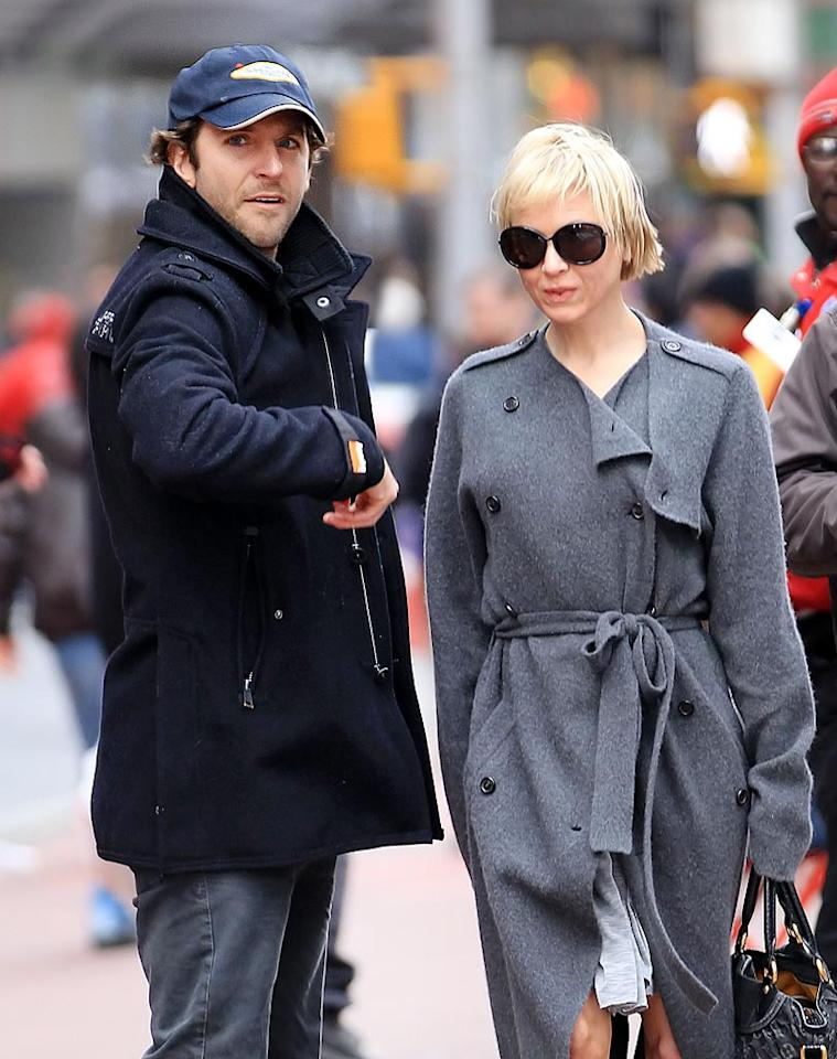 "Renee Zellweger and Bradley Cooper are going to ""take the leap from boyfriend and girlfriend to man and wife,"" says <i>Star</i> magazine. <a href=""http://www.gossipcop.com/renee-zellweger-bradley-cooper-engaged-wedding-getting-married/"">Gossip Cop</a> knows when and where the wedding will take place. Jackson Lee/<a href=""http://www.splashnewsonline.com"" target=""new"">Splash News</a> - April 18, 2010"
