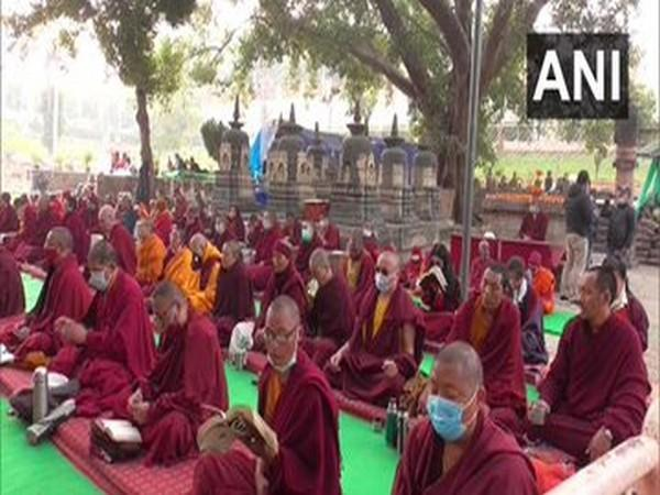 Visuals from the religious site. (Photo/ANI)