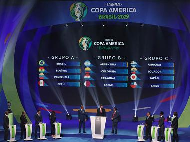 Copa America 2019: Hosts Brazil handed favourable group; Argentina drawn in tough group with Colombia