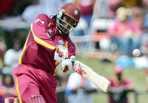 Chris Gayle, pictured on July 1