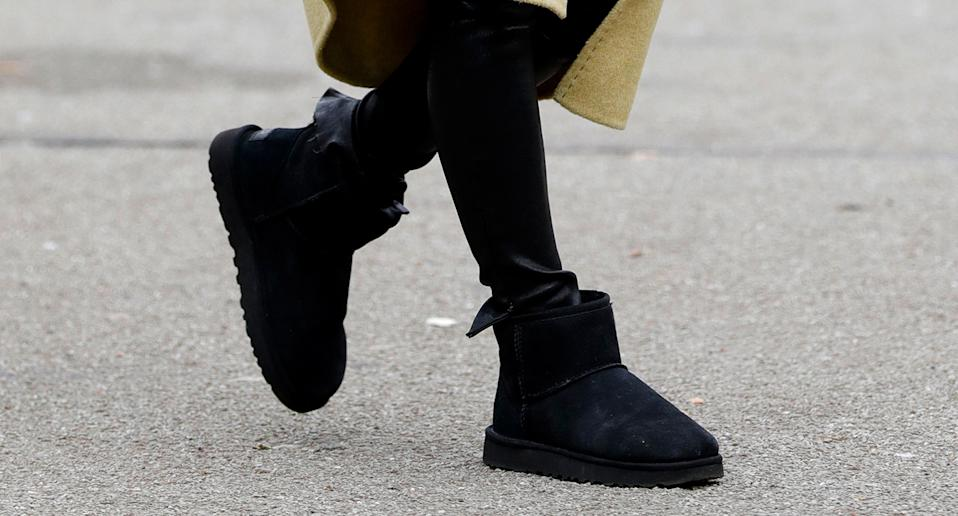 Ugg boots have become my new favourite footwear. (Getty Images)