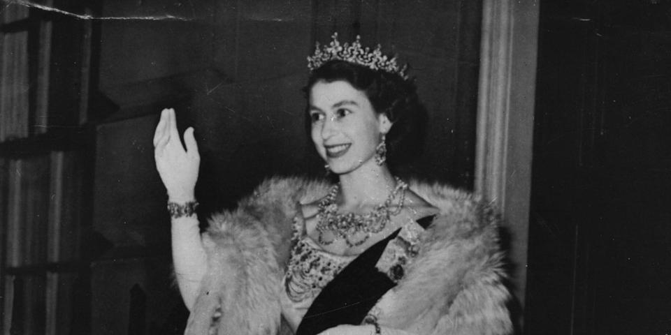Queen Elizabeth Revealed to a Friend That Taking the Throne Cured Her of Her Anxiety