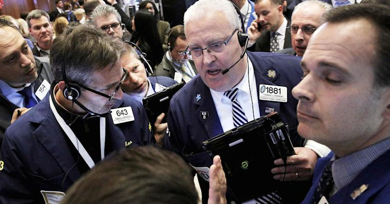 Early movers: GM, LUV, DHI, PHM, TRV, ALK, DNKN, AXP, INTC & more