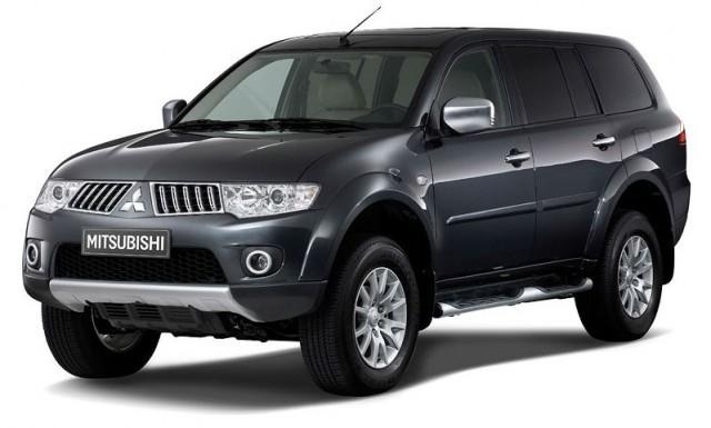 Mitsubishi Montero fuel efficiency rate and prices