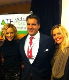 Actor and Activist, Maria Bello and Communications/Technologist Clare Munn, Partners in GATE Global Impact Create GATEwomen to Drive New Funding to Women-Led Businesses in Emerging Markets