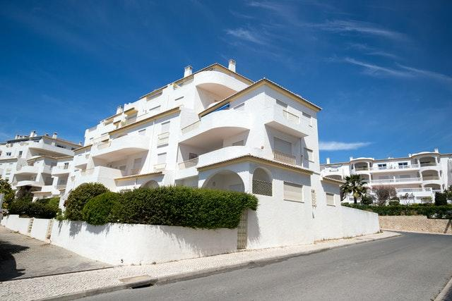 The apartment where Madeline McCann went missing from