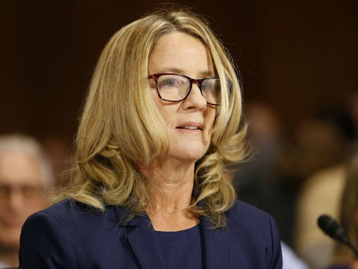 Brett Kavanaugh investigation: Christine Blasey Ford lawyers ask FBI to contact them after receiving 'no response'